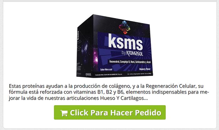 KSMS Poderoso Regenerador Celular