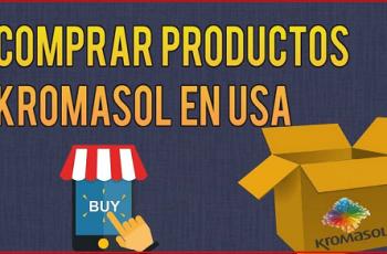 Comprar productos Kromasol en USA